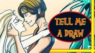 Tell Me a Draw! - IL MOSTRO MANGIA COPPIE!!! • RichardHTT