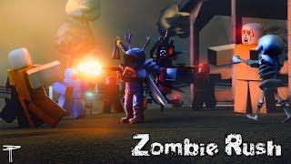 Zombie Rush (ROBLOX link in the description)
