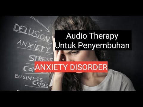 AUDIO THERAPY RELAKSASI HIPNOTERAPI UNTUK PENYEMBUHAN ANXIETY DISORDER ( PANIC ATTACK )