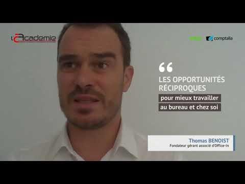 Les Entretiens de l'Académie : Thomas Benoist