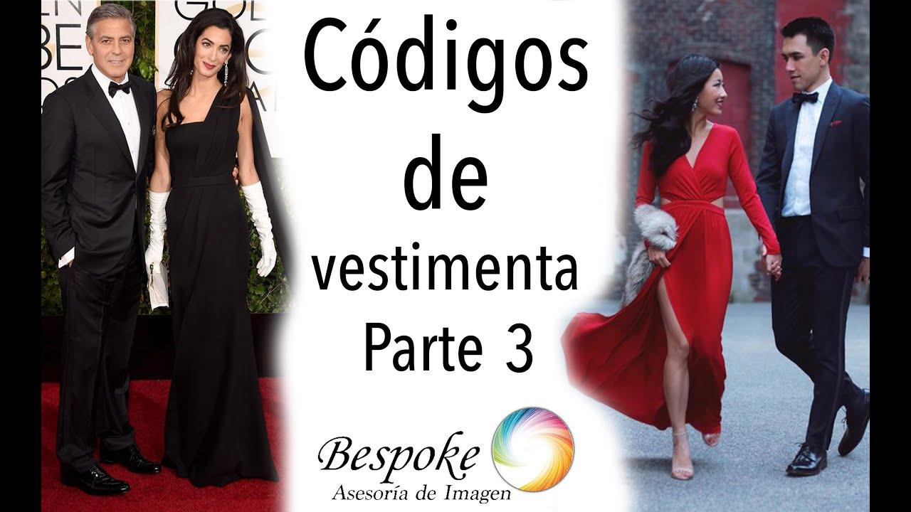 Códigos de vestimenta  etiqueta y etiqueta rigurosa. (Black tie - white tie) aac54a6f2fdc
