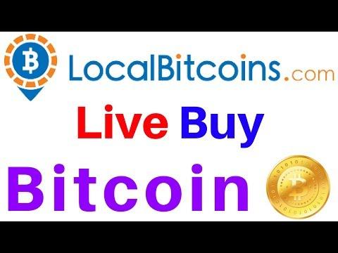 How To Buy Bitcoin On Localbitcoins.com, Live Buy Bitcoin In LocalBitcoin, In Hindi By GuptaTube