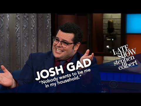 Thumbnail: Josh Gad Can't Turn Off 'Olaf' Voice