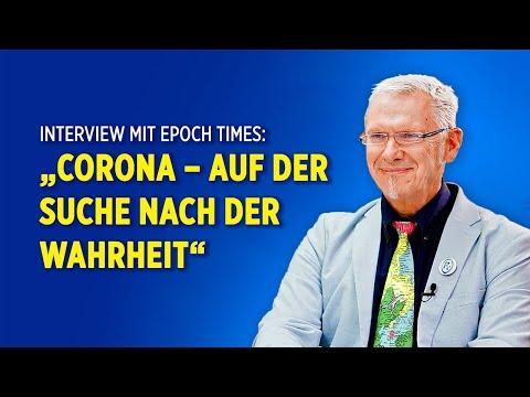 2021 August Epoch Times Interview Prof Dr Dr Martin Haditsch