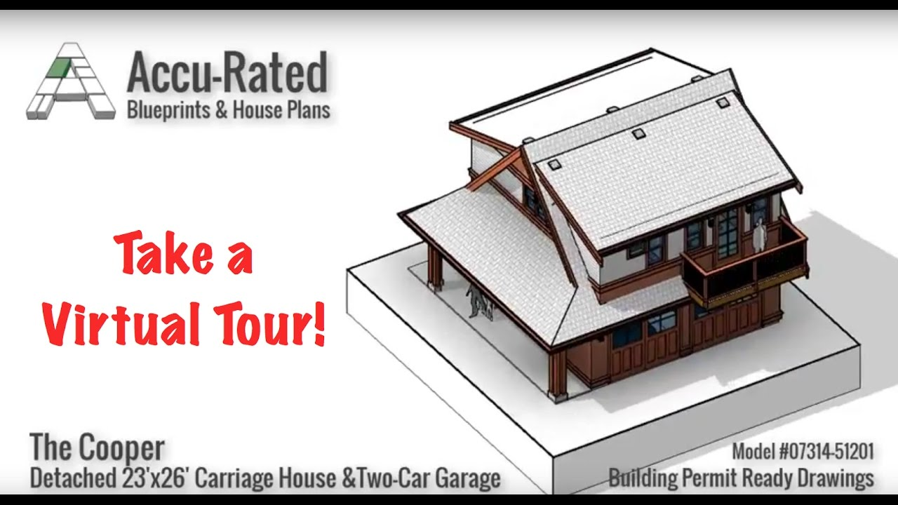 Accu rated blueprints house plans cooper garage for Top rated floor plans