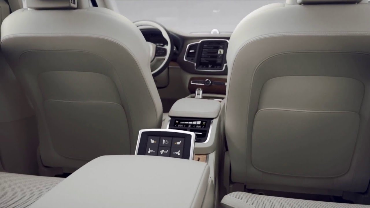 Volvo Xc90 Excellence Commercial Version