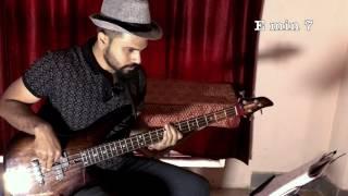 Vaanam Thilathilakkanu | CIA | Bass Cover (Chord Chart)