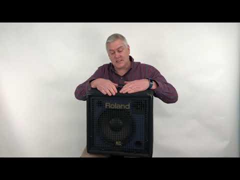 information about the roland kc 60 keyboard amplifier youtube. Black Bedroom Furniture Sets. Home Design Ideas