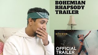 Bohemian Rhapsody | Official Trailer [HD] | 20th Century FOX (REACTION)
