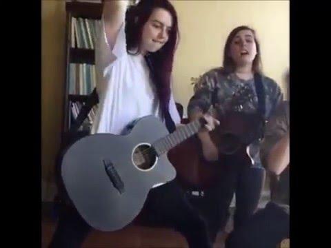 "Cimorelli Singing ""A Lot Like Love"""