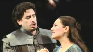 Juan Diego Florez & Nino Machaidze - I Puritani - A Te, O Cara