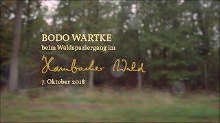 Bodo Wartke – Waldspaziergang Hambacher Wald