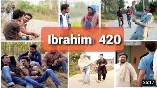 IBRAHIM 420 NEW VIDEO COMEDY TIK TALK