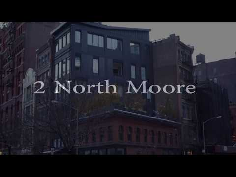 2 North Moore Street -- 6 stories joined to a 2 story building -- A New York Megamansion