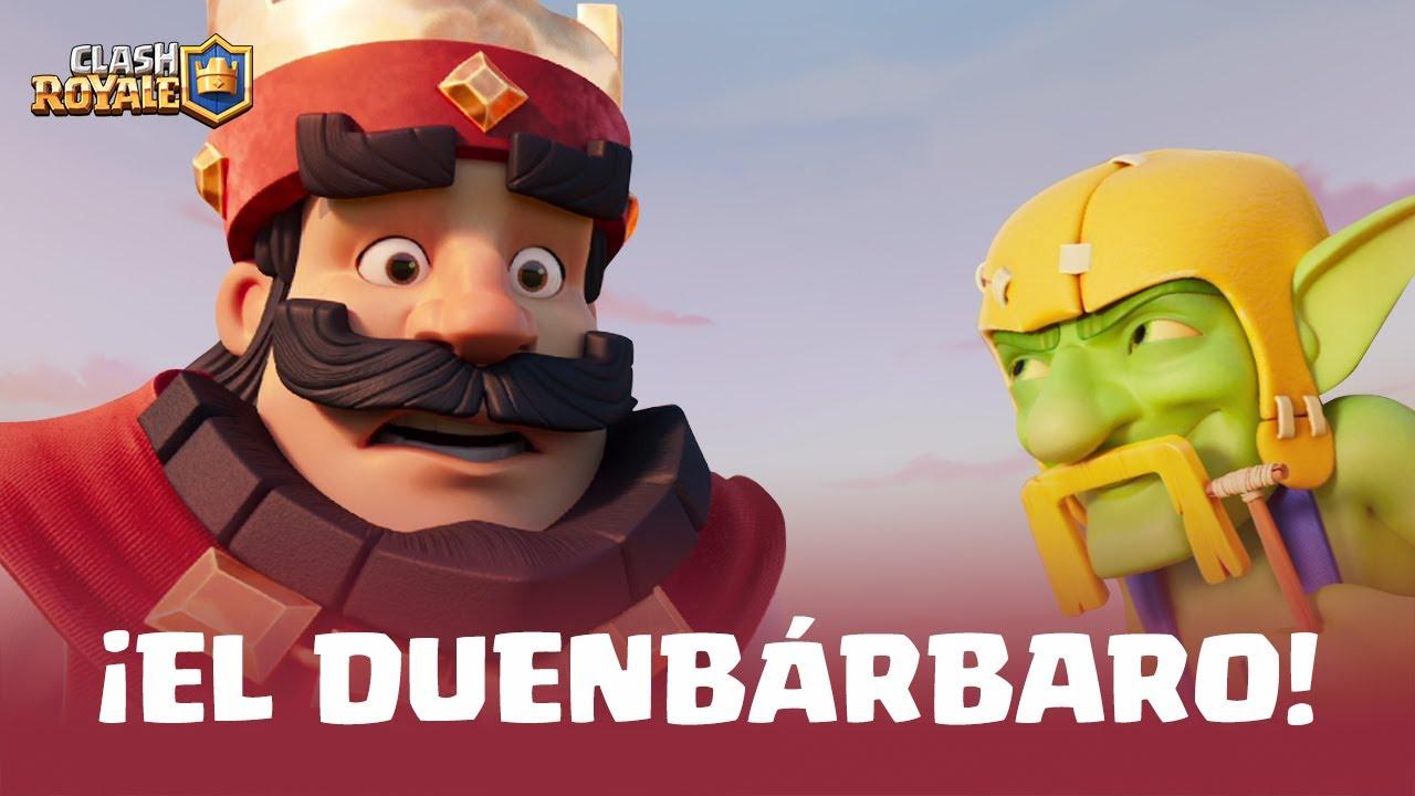 Clash Royale: ¡EL DUEND-ÁRBARO!
