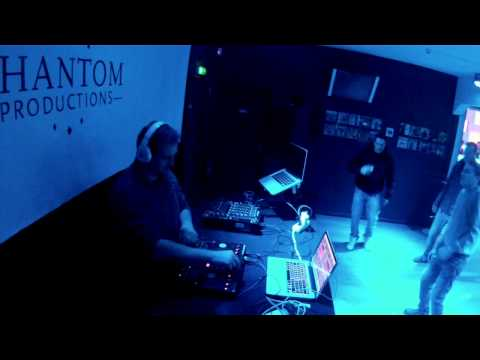dj nemok6 set techno (phantom production) Altkirch 2014