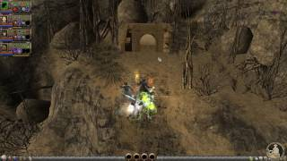 Dungeon Siege II OPTIONAL ACT I SECONDARY QUESTS A Family Heirloom Part 1 Walkthrough (PC) [HD]
