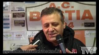 Serie D Girone E Bastia-Albalonga 1-1