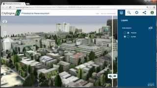 Esri CityEngine Highlights