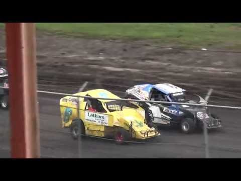 BCS Micro Mod feature Benton County Speedway 8/7/16