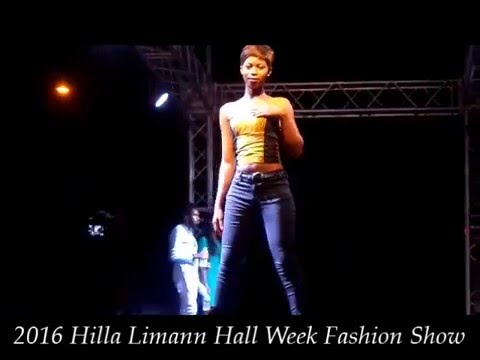 2016 University of Ghana Hilla Limann Hall Week Fashion Night.