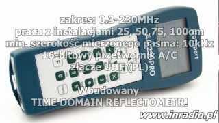 видео Антенный анализатор VK5JST