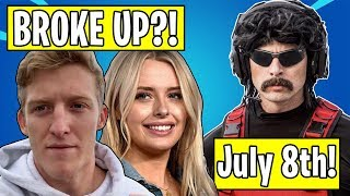 Tfue and Corinna BROKE UP?! HighDistortion Switched to Controller!