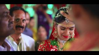 Keerthi - Srinivas Cinematic Wedding Highllights by BK photography