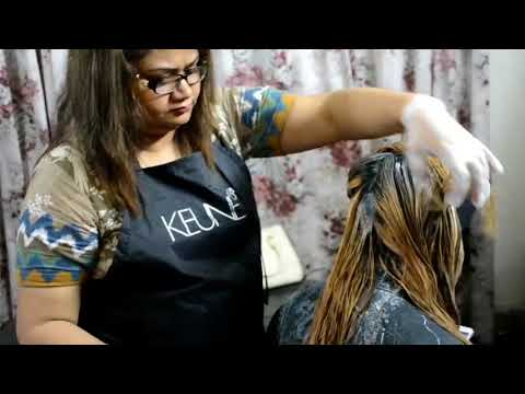 How To Bleach Hair With Nazia Khan
