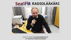 Radiolääkäri - Ohjelma 7. Aiheena Paula Tuomisen keuhkonsiirto, ikääntyminen sekä työterveys