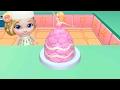 Cake GAMES TO PLAY 🍰 COOKING PRINCESS 3D CAKE Cocking Game