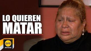 Esposa de Benedicto Jiménez denunció que quieren matar a su esposo