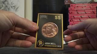 ABC Matt's 2018 Tristar Coins & Tribute Baseball 2 Box Break