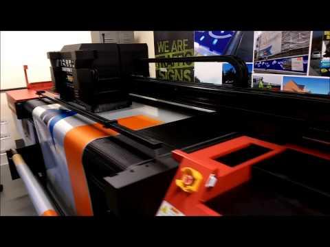 Nuneaton Signs Welcomes UV Digital Printing
