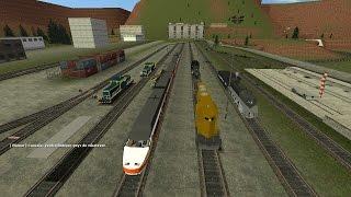 Gmod Train Crash Compilation
