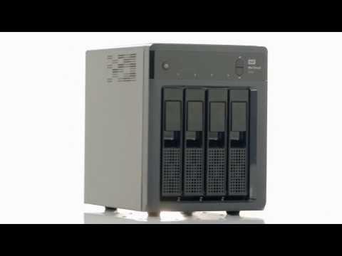 Private Cloud Storage using WD EX4 with 12TB Storage 4x3TB