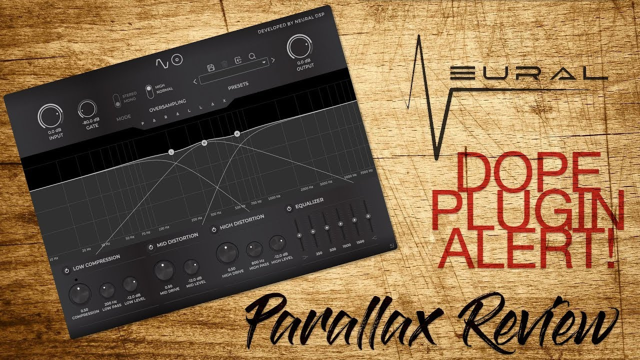 Neural DSP: Parallax Review! // The BEST Bass Plugin Ever Made!