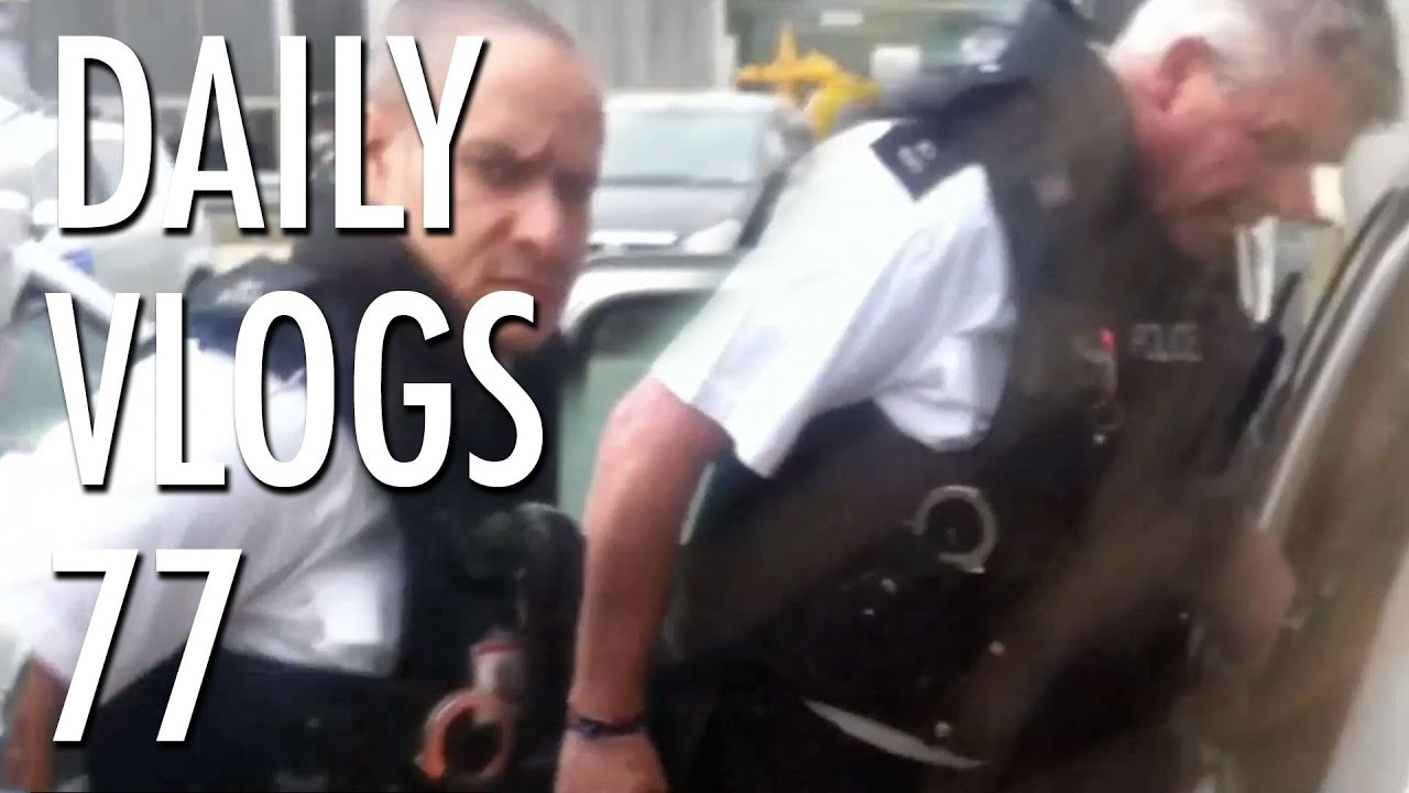 I got Arrested   Louis Cole Daily Vlogs 77