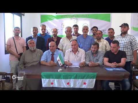 اعلان تشكيل اتحاد النقابات الحرة في محافظة حلب  - 23:20-2018 / 7 / 3