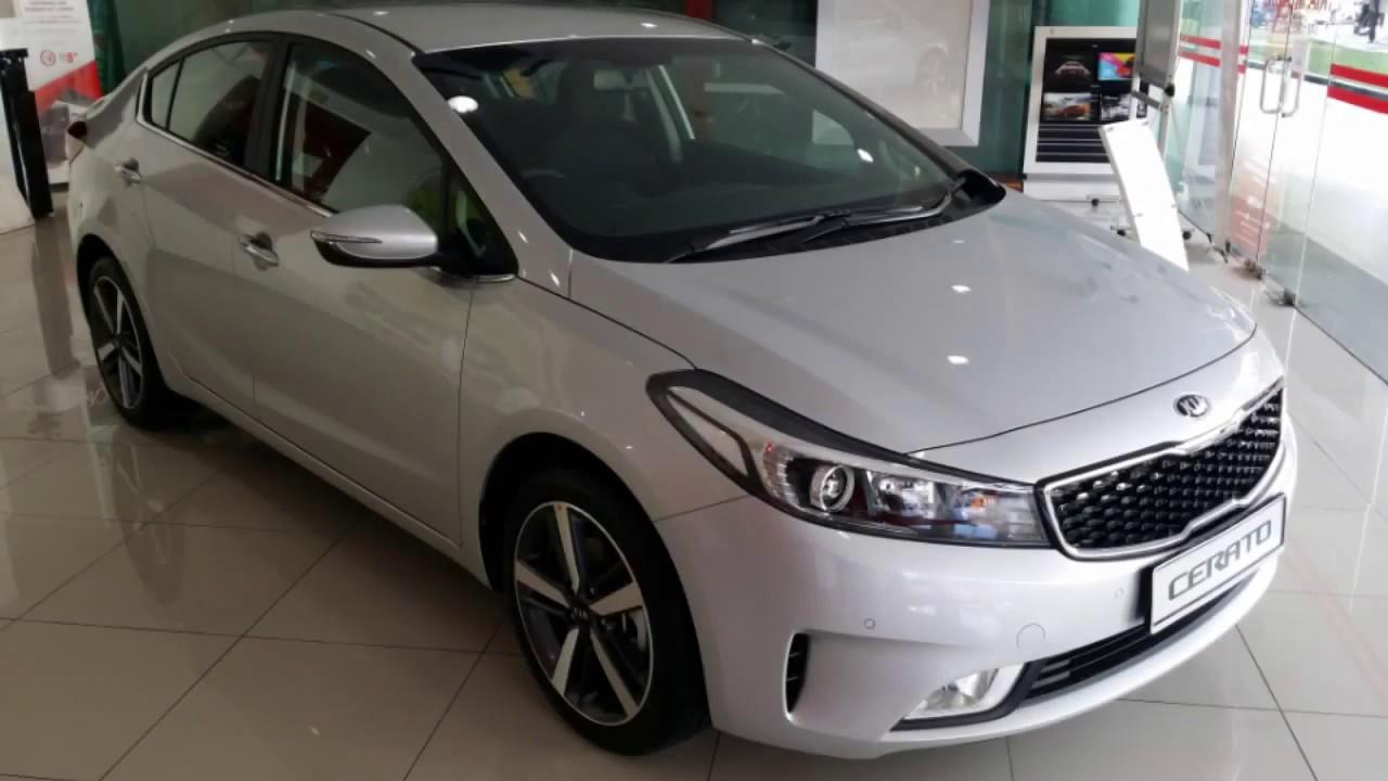 Kia Cerato 1 6 Sx 2018 Facelift Malaysia Spec Rm82 888 Youtube