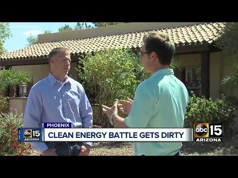 Opposing groups battle over Arizona clean energy initiative
