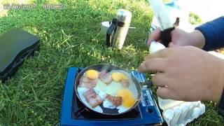 Газовая плита для туриста пикник обзор тест.