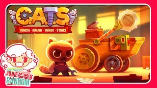C.A.T.S. APP GRATIS! CRASH ARENA TURBO STARS | JUEGOS RANDOM