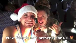 2015 Christmas Surprise Homecoming! Watch my mom's reaction - priceless!