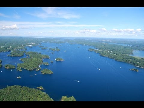 Thousand Islands, Canada - August 2014 - GoProHero 3+ Silver