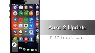 Auxo 2 Update brings CCToggles and LockHTML3 compatibility - iPhone Hacks Video