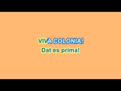 Höhner - VIVA COLONIA (Karaoke - Zom mitsinge')