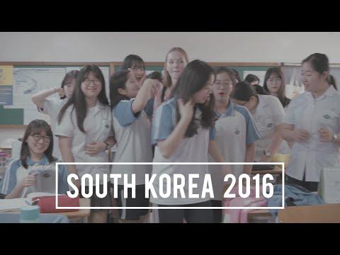Our Trip To South Korea 2016 || Travel Video - Ansan - Busan - Seoul