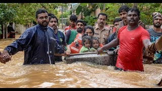 LIVE - Kerala Floods 2018   Please donate to help the needy survive from this disaster