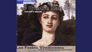 "Les 4 saisons, Op. 5, Cantata No. 1 ""Le printemps"": IV. Air: Gracieusement"
